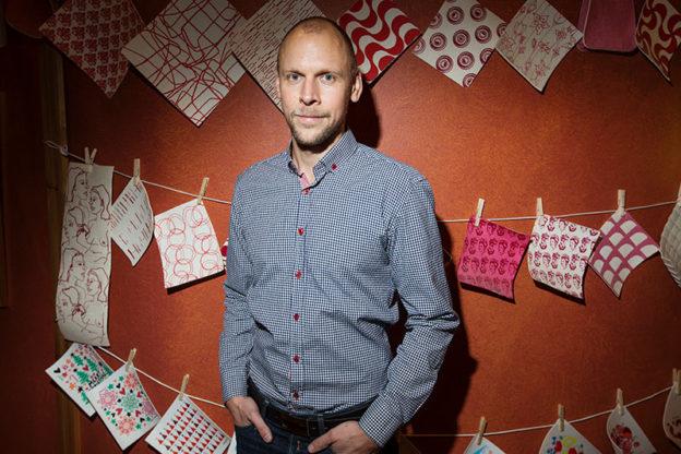 Porträtt Lars Ljungström