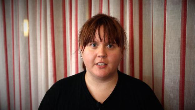 Porträtt Linnéa Johansson